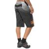 100% R-Core DH Shorts Men supra black / grey